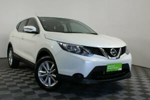 2016 Nissan Qashqai J11 ST White 1 Speed Constant Variable Wagon Wayville Unley Area Preview