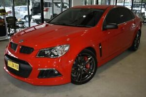 2015 Holden Special Vehicles ClubSport Gen-F MY15 R8 Red 6 Speed Manual Sedan Port Macquarie Port Macquarie City Preview