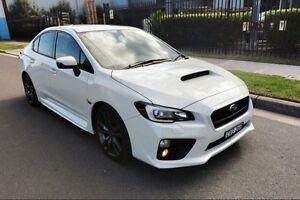 2015 Subaru WRX V1 Premium White Automatic (CVT) Sedan Haymarket Inner Sydney Preview