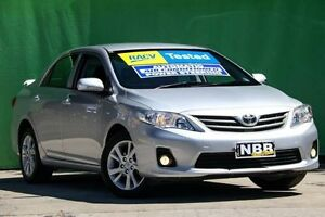 2012 Toyota Corolla ZRE152R MY11 Ascent Sport Silver 4 Speed Automatic Sedan Ringwood East Maroondah Area Preview