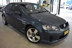 2009 Holden Commodore VE MY10 SS V Blue 6 Speed Sports Automatic Sedan