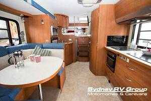 U3350 Winnebago Esperance Garage Model, Single Beds + Slide Out Penrith Penrith Area Preview