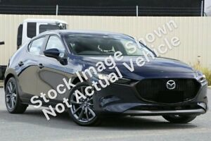 2019 Mazda 3 BP2HLA G25 SKYACTIV-Drive Evolve Blue 6 Speed Sports Automatic Hatchback Capalaba Brisbane South East Preview