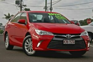2017 Toyota Camry ASV50R Altise Red 6 Speed Sports Automatic Sedan Gympie Gympie Area Preview