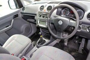 2006 Volkswagen Caddy 2KN SWB White 5 Speed Manual Van Minchinbury Blacktown Area Preview