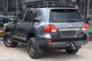 2015 Toyota Landcruiser VDJ200R Sahara Grey 6 Speed Sports Automatic Wagon Parramatta Parramatta Area Preview
