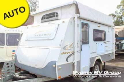 CU1203 Jayco Expanda Outback Pop Top Light Weight & 4 Sleeps!!! Penrith Penrith Area Preview