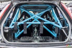 Ford Fiesta ST track Car