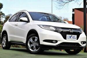 2016 Honda HR-V MY16 VTi-S White 1 Speed Constant Variable Hatchback Berwick Casey Area Preview