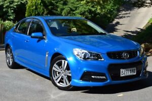 2013 Holden Commodore VF MY14 SS Blue 6 Speed Sports Automatic Sedan St Marys Mitcham Area Preview