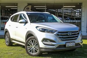 2016 Hyundai Tucson TL Active X 2WD Silver 6 Speed Sports Automatic Wagon Victoria Park Victoria Park Area Preview