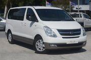 2009 Hyundai iMAX TQ-W Selectronic White 5 Speed Sports Automatic Wagon Southport Gold Coast City Preview
