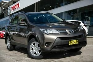 2013 Toyota RAV4 ASA44R GX AWD Bronze 6 Speed Sports Automatic Wagon Castle Hill The Hills District Preview