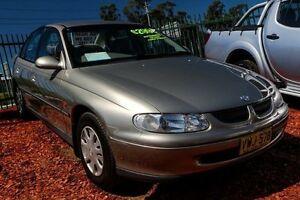 1999 Holden Commodore VT Acclaim Gold 4 Speed Automatic Sedan Minchinbury Blacktown Area Preview