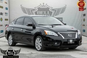 2015 Nissan Sentra SL NAVIGATION BACK-UP CAMERA SUNROOF LEATHER