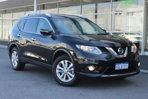 2016 Nissan X-Trail T32 ST-L X-tronic 2WD Black 7 Speed Constant Variable Wagon Osborne Park Stirling Area Preview