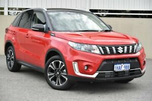 2019 Suzuki Vitara Series II Turbo Bright Red & Cosmic Black 6 Speed Automatic Wagon Cannington Canning Area Preview