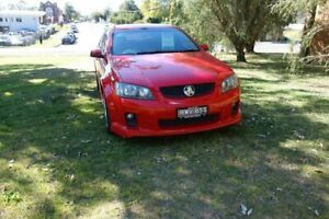 2007 Holden Commodore VE SS Red 6 Speed Manual Sedan East Maitland Maitland Area Preview