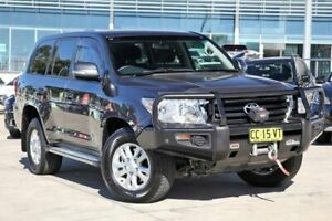 2015 Toyota Landcruiser VDJ200R MY13 GXL Grey 6 Speed Sports Automatic Wagon Liverpool Liverpool Area Preview