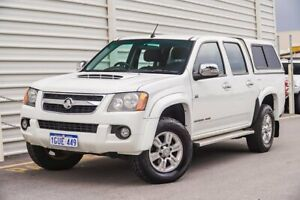 2011 Holden Colorado RC MY11 LT-R Crew Cab White 5 Speed Manual Utility Osborne Park Stirling Area Preview