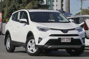 2018 Toyota RAV4 ASA44R GX AWD Glacier 6 Speed Sports Automatic Wagon Upper Mount Gravatt Brisbane South East Preview