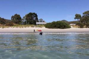 ABSOLUTE BEACH FRONT - AVAILABLE JAN BRUNY ISLAND Adventure Bay Kingborough Area Preview