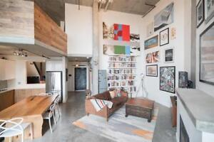 Loft Condo Unit for sale with 1,025 SF OPEN HOUSE SAT 8TH 2-4pm