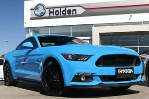2017 Ford Mustang FM 2017MY GT Fastback Grabber Blue 6 Speed Manual Fastback Liverpool Liverpool Area Preview