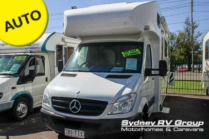 U3706 Mercedes Talvor 6 Berth Spacious&Comfortable Family Living Penrith Penrith Area Preview