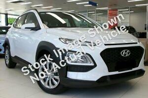2020 Hyundai Kona OS.3 Go White Sports Automatic Embleton Bayswater Area Preview