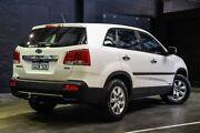 2011 Kia Sorento XM MY11 SI White 6 Speed Sports Automatic Wagon Perth Perth City Area Preview