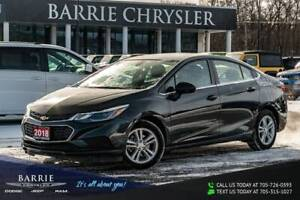 2018 Chevrolet Cruze ***LT MODEL***HEATED SEATS***BLUETOOTH***TR