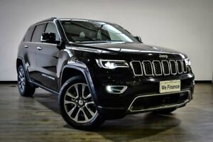 2018 Jeep Grand Cherokee WK MY18 Limited Black 8 Speed Sports Automatic Wagon Myaree Melville Area Preview