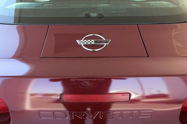 1993 Red Chevrolet Corvette   | C4 Corvette Photo 10