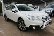 2016 Subaru Outback B6A MY16 2.5i CVT AWD Pearl White 6 Speed Constant Variable Wagon Mount Gravatt Brisbane South East Preview