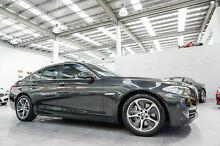 2011 BMW Activehybrid 5 F10 MY12 Black 8 Speed Automatic Sedan Port Melbourne Port Phillip Preview
