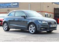 Audi A1 1.4 TFSI S Tronic Sport 125 BHP - Low Rate Finance Available, £0 Deposit