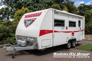NC001 Winnebago Burke 580B JUST ARRIVED! Striking Quality Penrith Penrith Area Preview