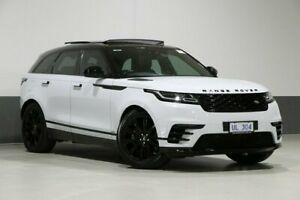 2018 Land Rover Range Rover Velar MY18 P380 R-Dynamic S AWD White 8 Speed Automatic Wagon Bentley Canning Area Preview