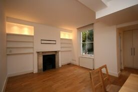 Stylish 1 Bed Garden Flat, Modern Interior and Wooden Floors Throughout, Close to Tube and Shops