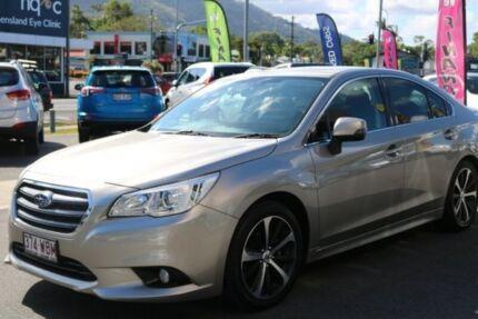 2015 Subaru Liberty B6 MY16 2.5i CVT AWD Gold 6 Speed Constant Variable Sedan Earlville Cairns City Preview