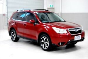 2012 Subaru Forester S4 MY13 2.0D-S AWD Burgundy 6 Speed Manual Wagon Kenwick Gosnells Area Preview