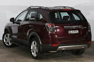 2012 Holden Captiva CG Series II MY12 7 AWD LX Burgundy 6 Speed Sports Automatic Wagon Alexandria Inner Sydney Preview