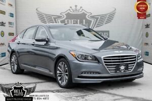 2016 Hyundai Genesis Sedan Technology, BACK-UP CAM, NAVIGATION,