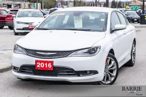 2016 Chrysler 200 200 S MODEL !!