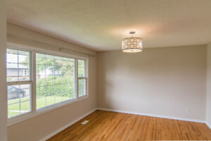 Price reduced- full house with basement for rent