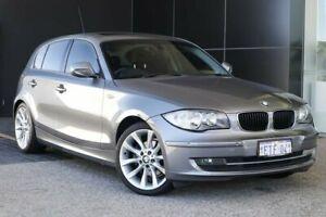 2010 BMW 120i E87 MY10 120i Grey 6 Speed Automatic Hatchback