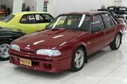 1986 Holden HDT Commodore SS VL Group A Permanent Red Manual Sedan Carss Park Kogarah Area Preview
