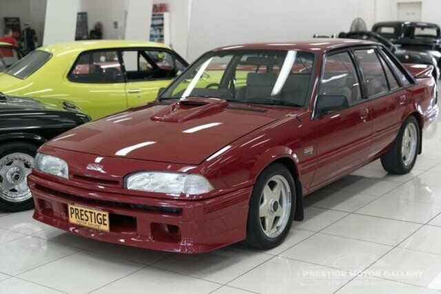 1986 Holden Hdt Commodore Ss Vl Group A Permanent Red 5