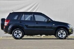 2006 Suzuki Grand Vitara JB JX Black 5 Speed Manual Hardtop Ferntree Gully Knox Area Preview